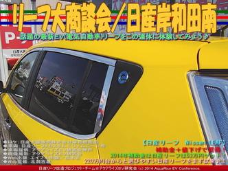 リーフ大商談会/日産大阪岸和田南05