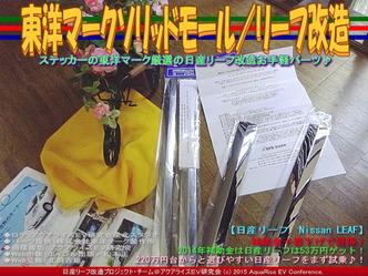 東洋マークソリッドモール/リーフ改造01