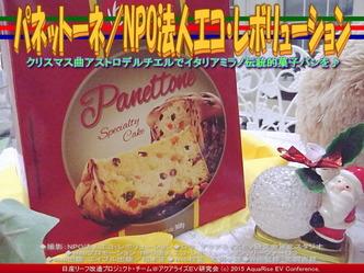 パネットーネ(2)/NPO法人エコ・レボリューション04