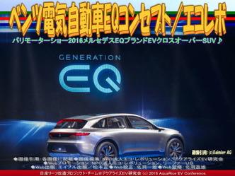ベンツ電気自動車EQ(5)/エコレボ03