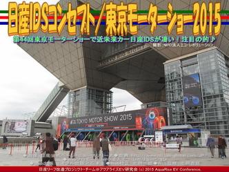 日産IDSコンセプト/東京モーターショー201502