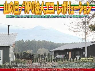山の日/NPO法人エコ・レボリューション03