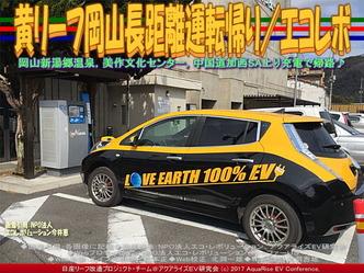 黄リーフ岡山長距離運転帰り(2)/エコレボ画像02