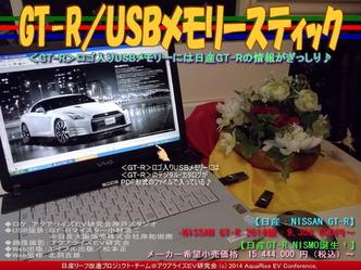 GT-R/USBメモリースティック03