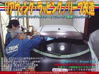 リアウィング・ラッピング/リーフ改造04