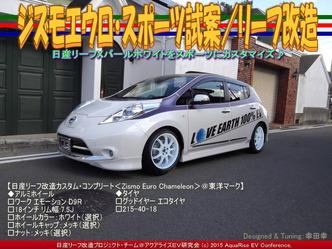 ジズモエウロ・スポーツ試案/リーフ改造02