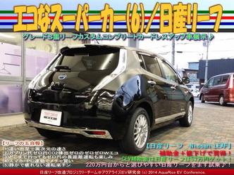 エコなスーパーカー(6)/日産リーフ04