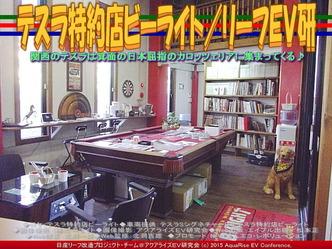 テスラ特約店ビーライト(3)/リーフEV研03