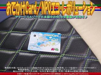 おでかけCard/NPOエコ・レボリューション03
