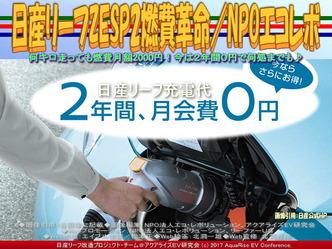 日産リーフZESP2燃費革命(5)/NPOエコレボ画像03