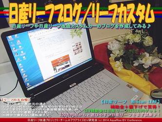 日産リーフブログ/リーフカスタム02