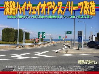 淡路ハイウェイオアシス(4)/リーフ改造02