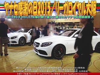 ヤナセ感謝の日2015/リーガロイヤルホテル大阪02 ▼クリックで640x480に拡大