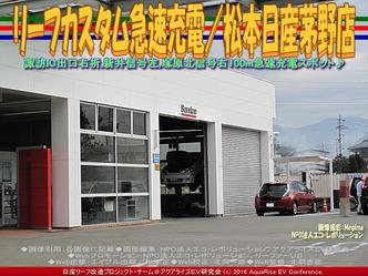 リーフカスタム急速充電/松本日産茅野店04