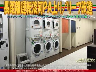 長距離運転淡河PA上り/リーフ改造04