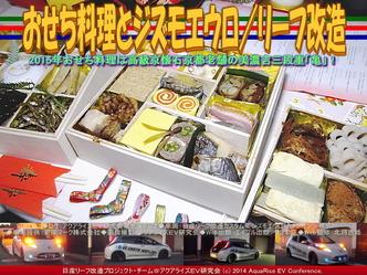 おせち料理とジズモエウロ(2)/リーフ改造02