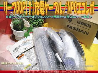 リーフDOP【1】充電ケーブル(2)/NPOエコレボ画像03