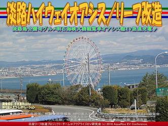 淡路ハイウェイオアシス(4)/リーフ改造04