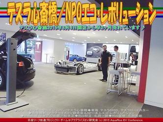 テスラ心斎橋(3)/NPOエコ・レボリューション02