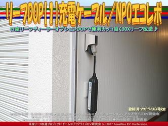 リーフDOP【1】充電ケーブル(3)/NPOエコレボ画像01