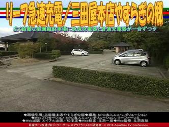 リーフ急速充電/三田屋本店やすらぎの郷02