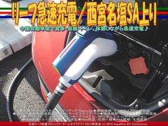リーフ急速充電/西宮名塩SA上り02