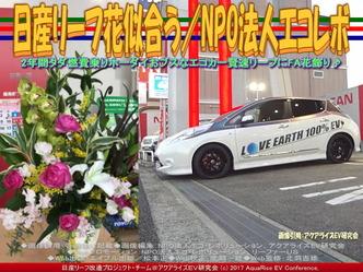 日産リーフ花似合う(4)/NPOエコレボ画像02