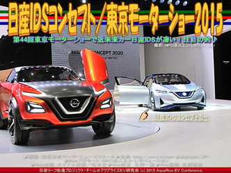 日産IDSコンセプト(2)/東京モーターショー201502