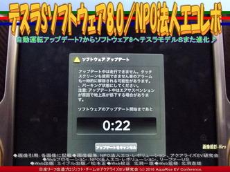 テスラSソフトウェア8.0(3)/NPOエコレボ01