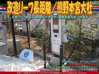 改造リーフ長距離/熊野本宮大社05