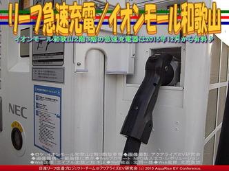 リーフ急速充電(2)/イオンモール和歌山03