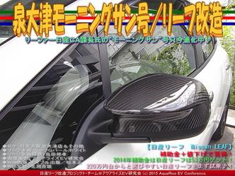 泉大津モーニングサン号(2)/リーフ改造02