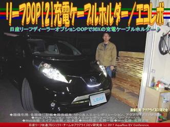 リーフDOP【2】充電ケーブルホルダー/エコレボ画像03