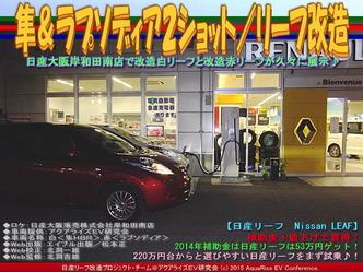 隼&ラプソディア2ショット/リーフ改造04