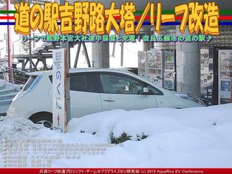 道の駅吉野路大塔/リーフ改造03