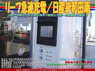 リーフ急速充電/日産岸和田南05