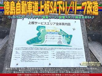 徳島自動車道上板SA下り/リーフ改造04