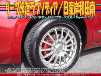 リーフ改造ラプソディア(3)/日産岸和田南04