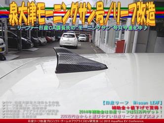 泉大津モーニングサン号(3)/リーフ改造03