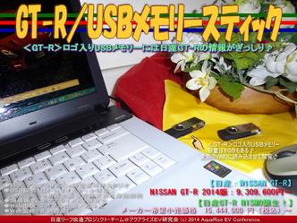 GT-R/USBメモリースティック01