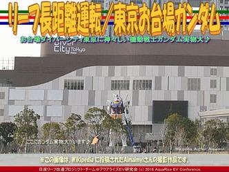 東京お台場ガンダム(2)/リーフ長距離運転03