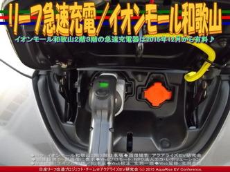 リーフ急速充電(2)/イオンモール和歌山04