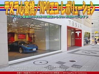 テスラ心斎橋/NPOエコ・レボリューション02