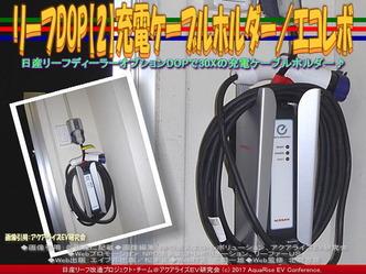 リーフDOP【2】充電ケーブルホルダー(3)/エコレボ画像01