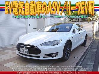 EV電気自動車のASV/リーフEV研01