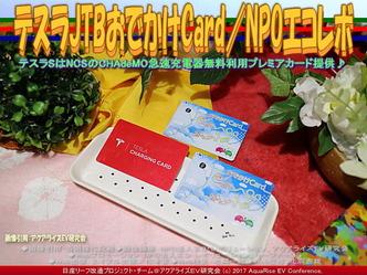テスラJTBおでかけCard(2)/NPOエコレボ画像01