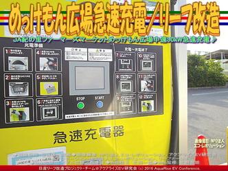 急速充電めっけもん広場/リーフ改造01