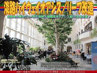 淡路ハイウェイオアシス/リーフ改造04
