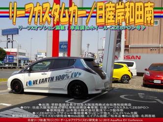 リーフカスタムカー(3)/日産岸和田南01