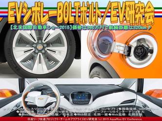EVシボレーBOLTボルト/EV研究会03